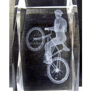 Crystal Mountainbiker
